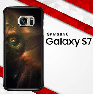 Yoda Star Wars S0148 coque Samsung Galaxy S7