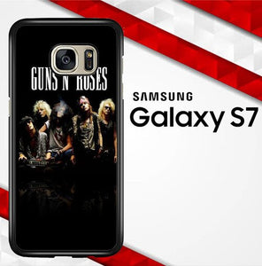 Guns N Roses Band S0213 coque Samsung Galaxy S7