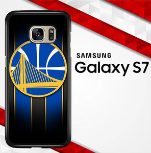 Golden State Warrior O0731 coque Samsung Galaxy S7
