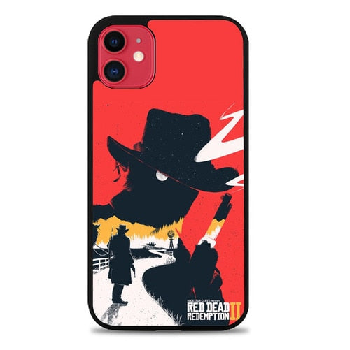 coque iphone 8 red dead redemption 2