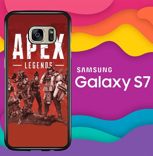 2019 Apex Legends O6816 coque Samsung Galaxy S7
