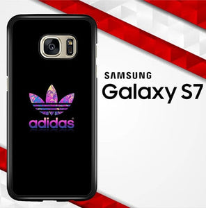 Adidas Purple O0459 coque Samsung Galaxy S7