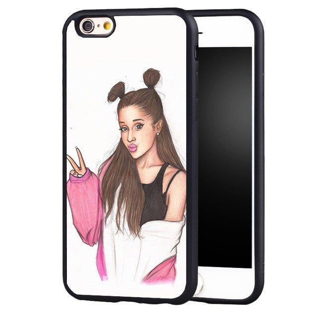 ariana grande coque iphone 7
