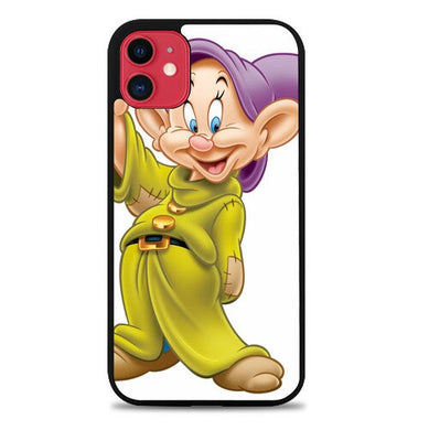 Disney Snow White 7 Dwarf Dopey Z0704 coque iphone 11