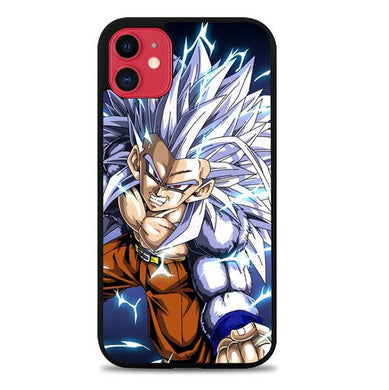dragon ball z super saiyan 5 goku Z0747 coque iphone 11