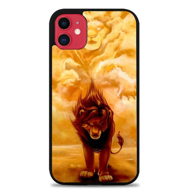 Disney Lion King Z0074 coque iphone 11