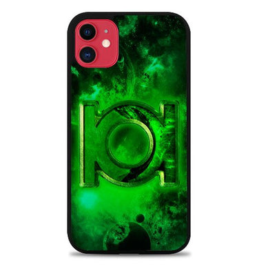 Green Lantern Symbol Z0137 coque iphone 11
