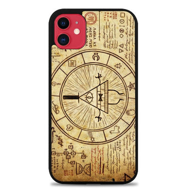 Gravity Falls Bill Z0187 coque iphone 11