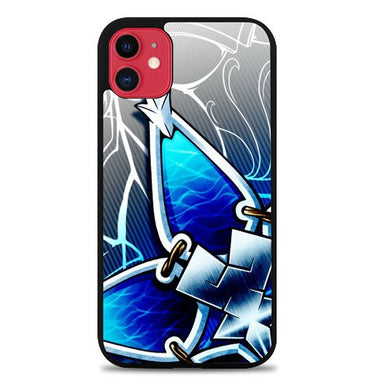 Kingdom Hearts Aqua Wayfinder Z0357 coque iphone 11