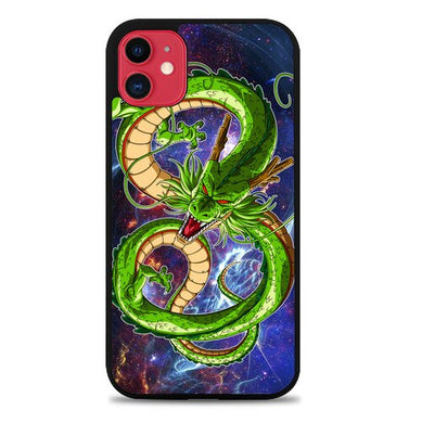 Dragon Ball Z Shenron Dragon God Anime Manga Z0462 coque iphone 11