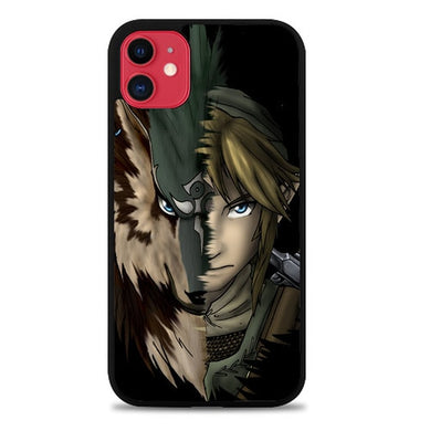 ZELDA LINK WOLF TRIFORCE Z1233 coque iphone 11
