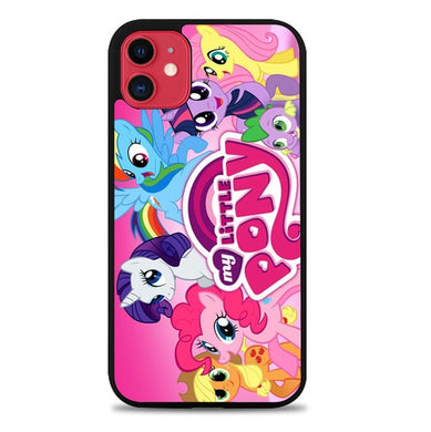 MY LITTLE PONY Z1358 coque iphone 11
