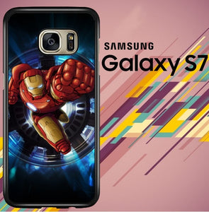 iron man Z2133 coque Samsung Galaxy S7