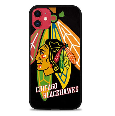 Chicago Blackhawks Z3106 coque iphone 11
