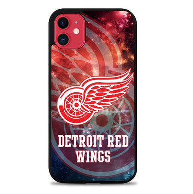 Detroit Red Wings Z3107 coque iphone 11