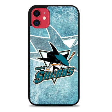 San Jose Sharks Z3111 coque iphone 11