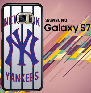 New York Yankees Z3186 coque Samsung Galaxy S7