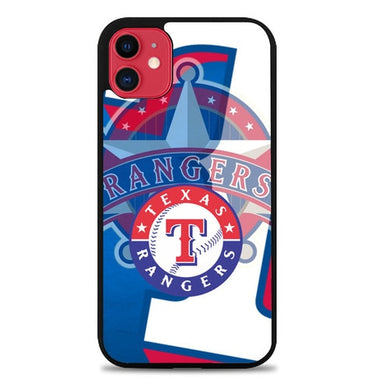 Texas Rangers Z3190 coque iphone 11