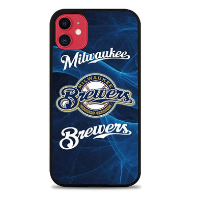 Milwaukee Brewers Z3207 coque iphone 11