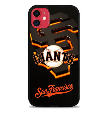 San Francisco Giants Z3211 coque iphone 11