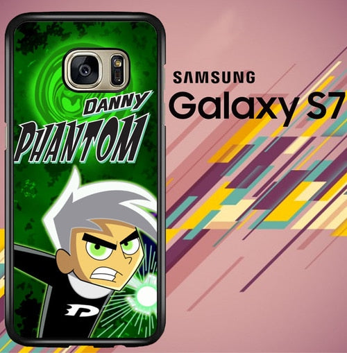 danny phantom Z3443 coque Samsung Galaxy S7