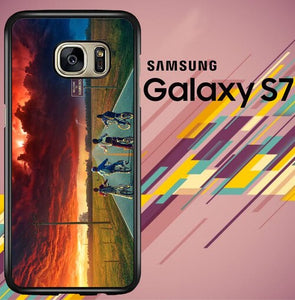 Stranger Things season 2 Z7167 coque Samsung Galaxy S7