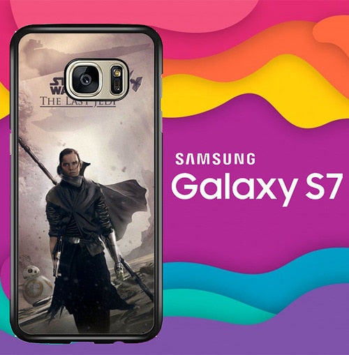 Star Wars Episode IX The Last Jedi Z4369 coque Samsung Galaxy S7