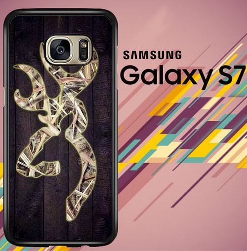 browning logo Z4603 coque Samsung Galaxy S7