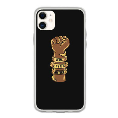 black live matter coque iphone 11