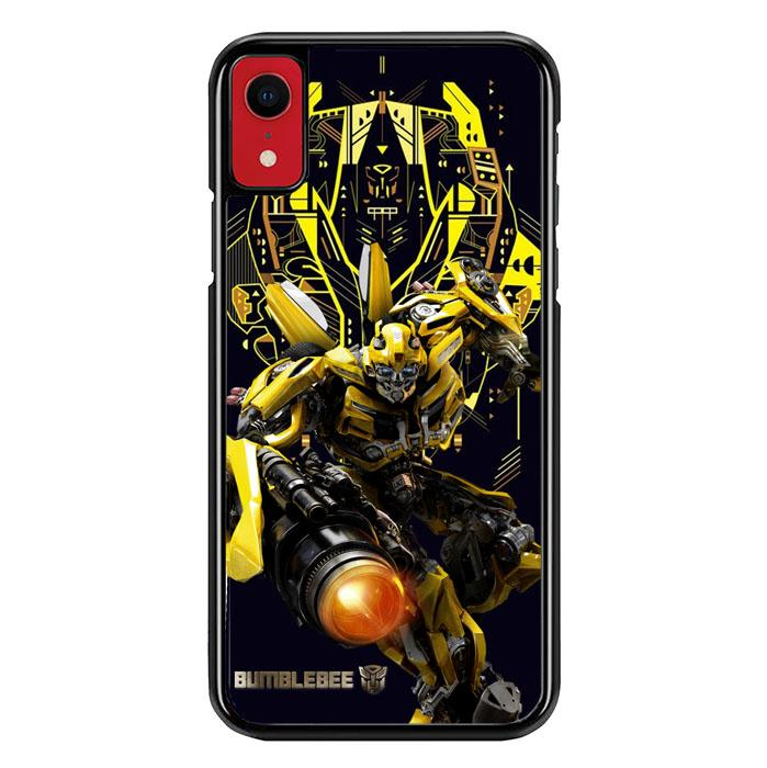 bumblebee movie Z7080 iPhone XR coque