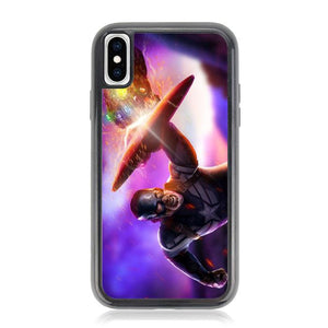 captain america avenger endgame Z4707 iPhone XS Max coque