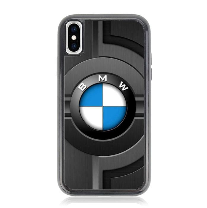 carbon bmw logo Z4982 iPhone XS Max coque