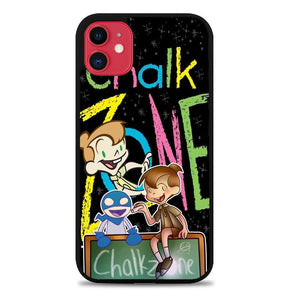 chalk zone Z3683 iPhone 11 coque