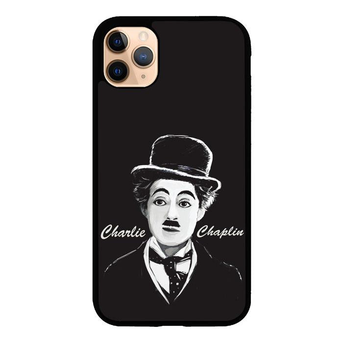 charlie chaplin Z3686 iPhone 11 Pro coque