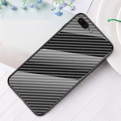 Coque iphone 7 plus carbone