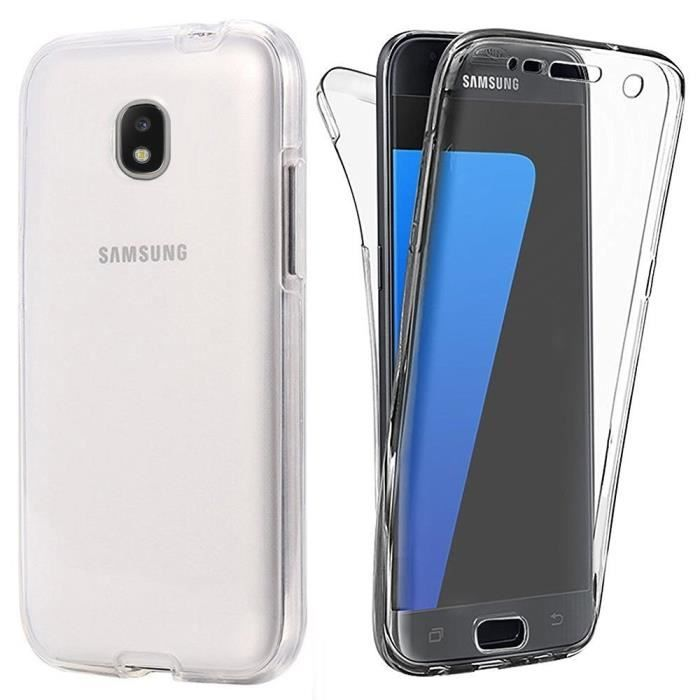coque 360 samsung galaxy j3 2017