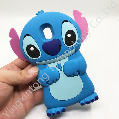 coque 3d stitch samsung j3 2017