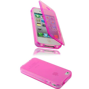 coque a rabat iphone 4