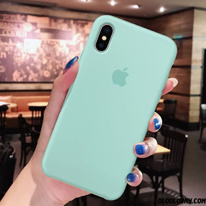 coque apple iphone xs max bleu