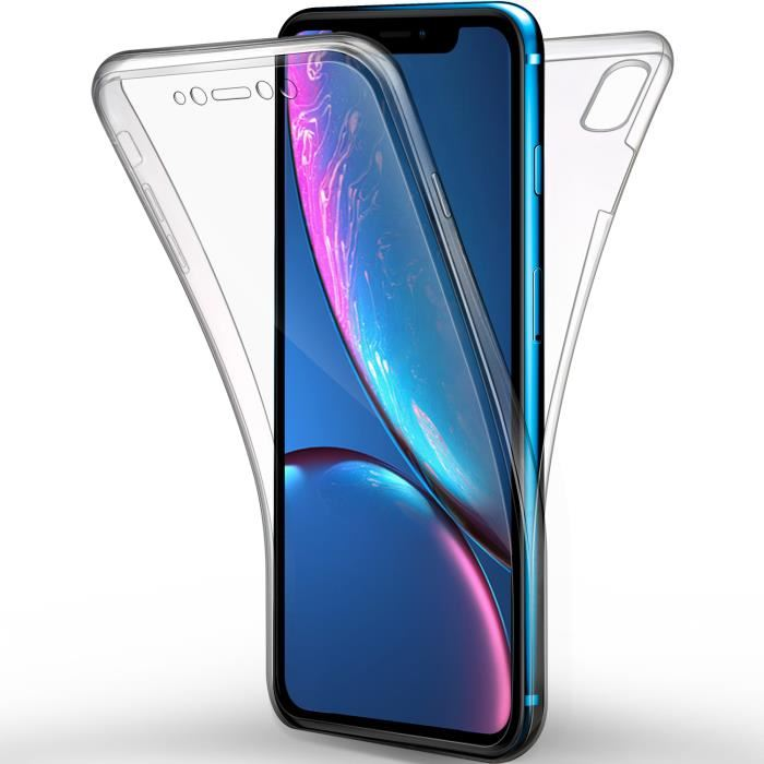 coque avant iphone xr