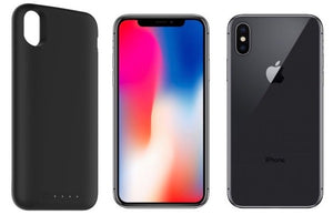 coque charge iphone xr