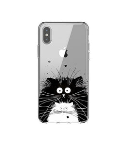 coque chat iphone xr