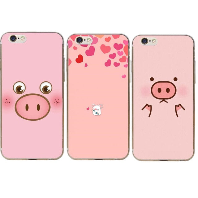 coque cochon iphone 5