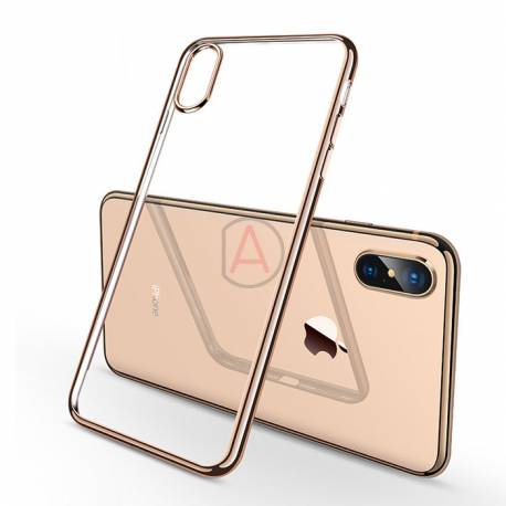coque dore iphone xr