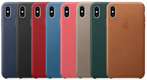 coque en cuir apple iphone xr