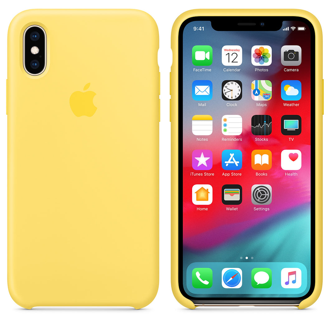 coque en silicone iphone xr