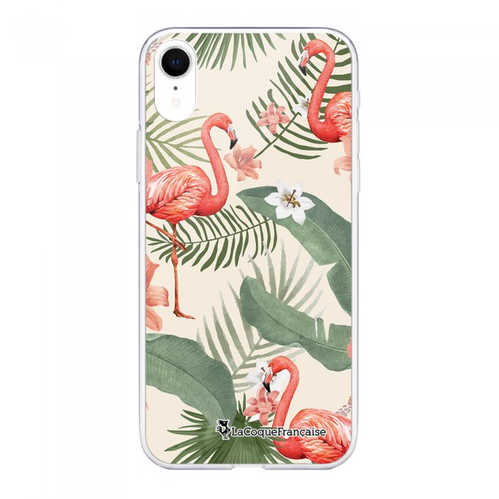 coque flamant rose iphone xr
