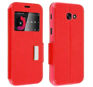 coque galaxy a3 2017 rouge