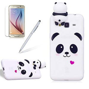 coque galaxy j3 2016 panda