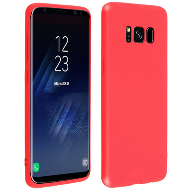 coque galaxy s8 plus rouge